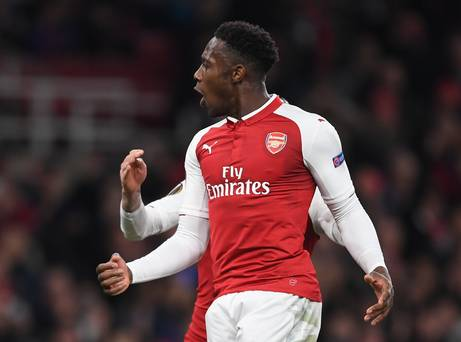 Arsenal ease into Europa League quarter-finals with comfortable win against AC Milan