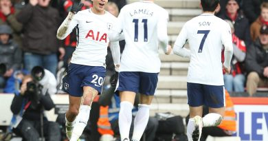 Dele Alli lauded as the best young player in the world
