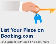 Real Estate Property listing for short term rental