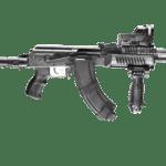 Nadpažbie a podpažbie pre AK-47 2