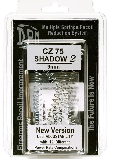 DPM pružiny pre CZ SHADOW 2, 9mm