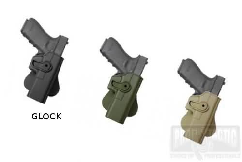 Puzdro Glock 17 22 31 (Ľavé)