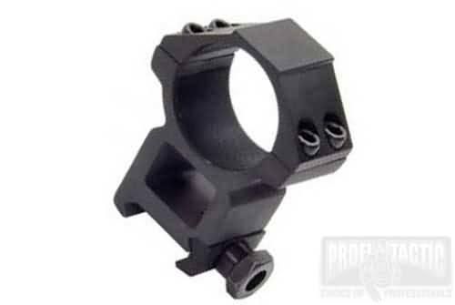 Montážny krúžok puškohľadu 30 mm Weaver vysoký
