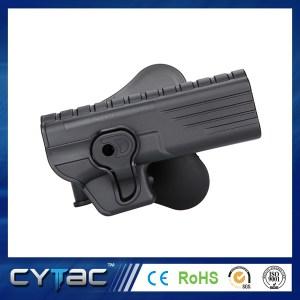 Pištoľové púzdro Cytac pre HK USP s pádlom + opasková redukcia + molle redukcia