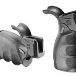Tacticl Folding Pistol Grip for-M16M4AR15 2