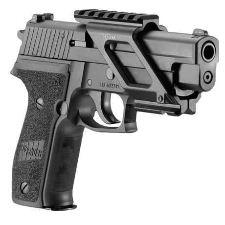 Universal Pistol Scope Mount