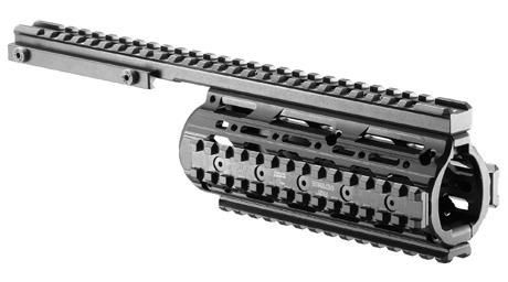 Free Floatin M4 Rail System