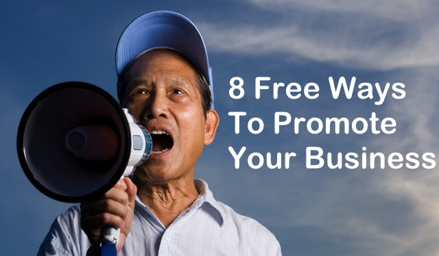 Promote Your Business For Free