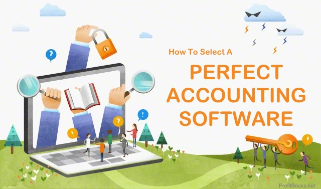 How to select an accounting software
