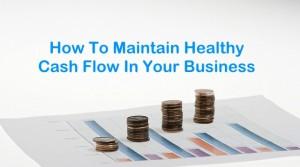Improve & Manage Cash Flow