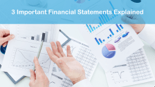 Important Financial Statements
