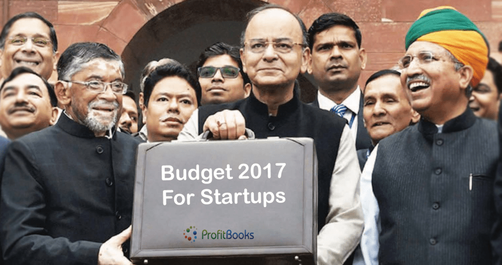 Union Budget 2017 For Startups and Small Business