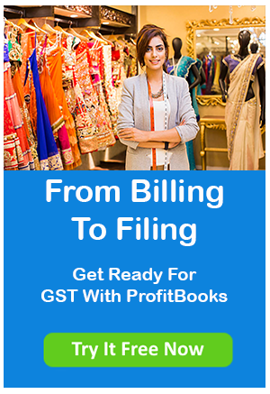 GST Accounting Software - ProfitBooks