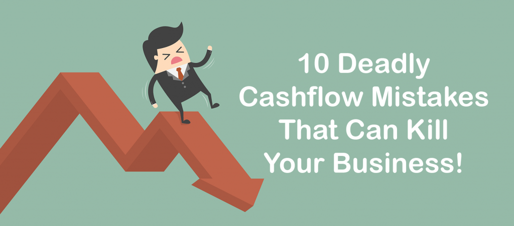 Cashflow Mistakes In Business