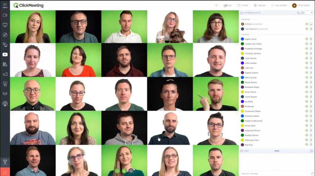 Click Meeting | Best Webinar software