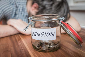 Pension Collapse