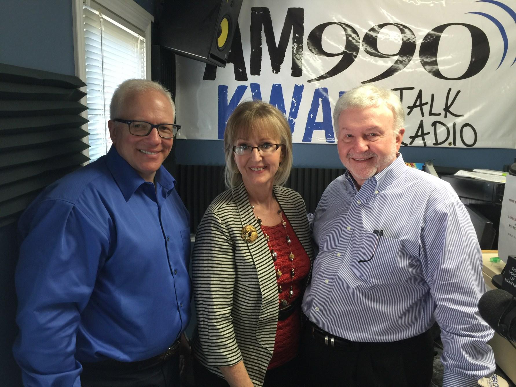 Ford Saeks on KWAM Talk Radio