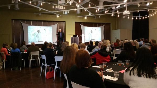 Ford Saeks - Business Keynote Speaker