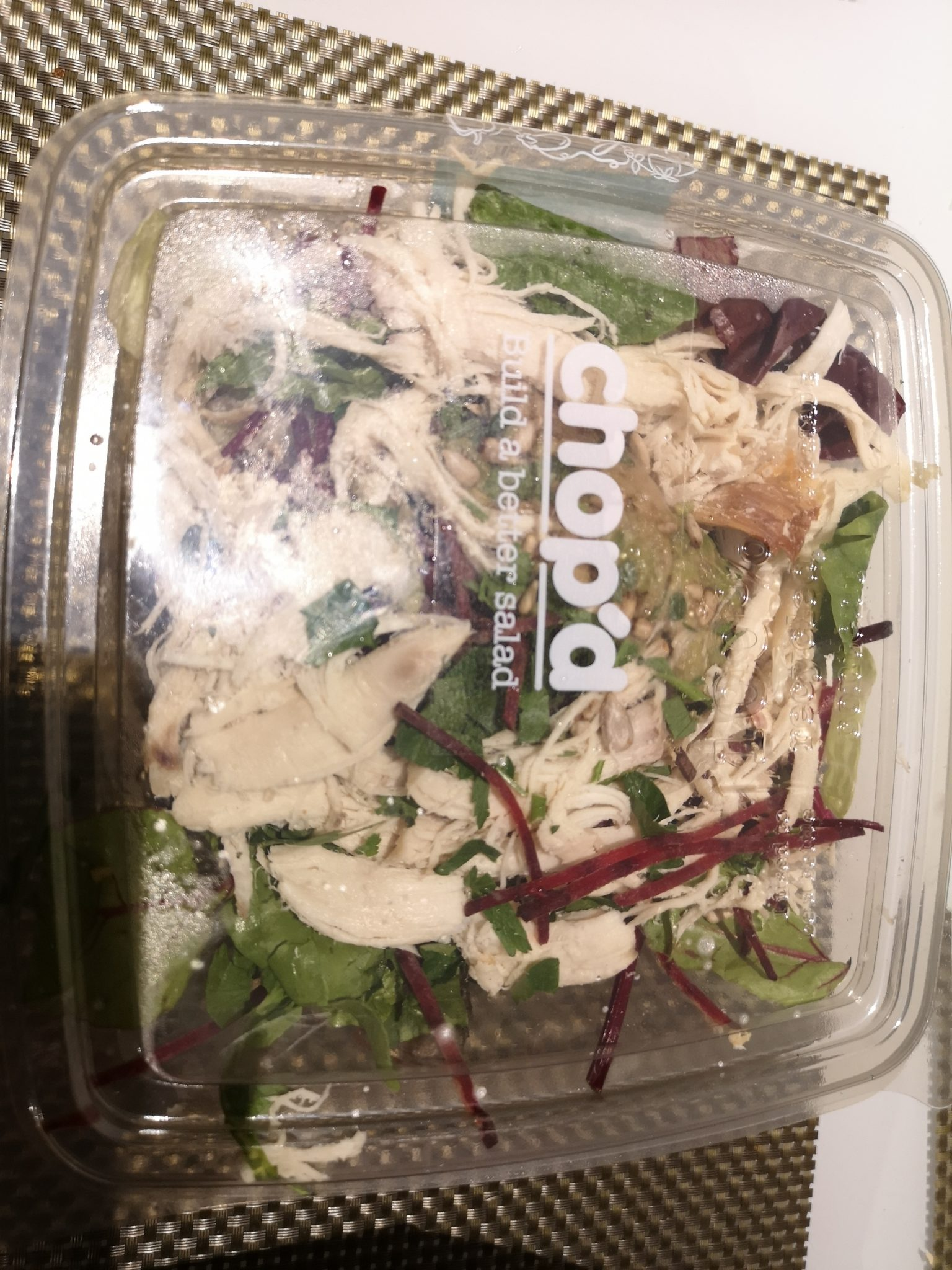 Too Good To Go Review - Chop'd, London St Pancras