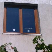 Két szárnyú ablak