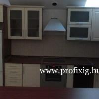 Két színű konyhabútor