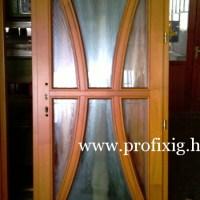 üveges ajtó