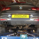 Proflow Exhausts Custom Stainless Steel Back Box For Bmw 1 Series