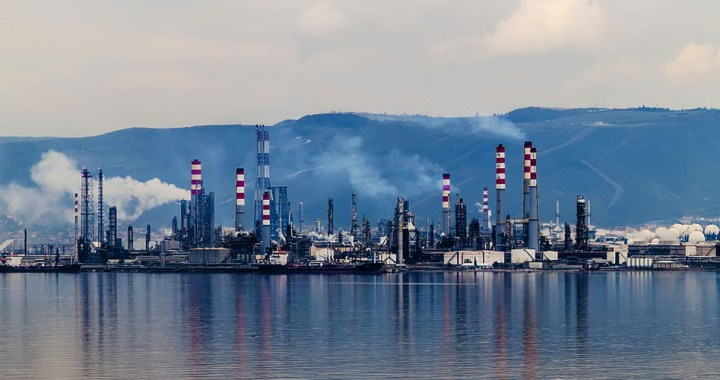 Oil and gas: Upstream, midstream, and downstream