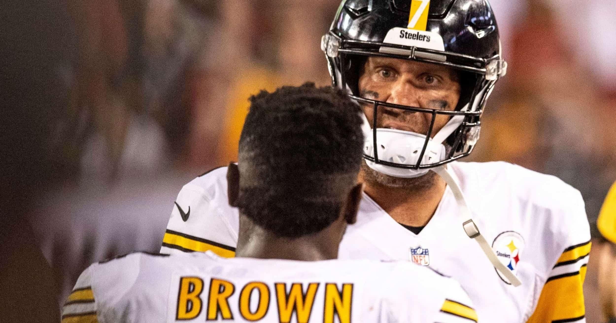 Ben Roethlisberger - Pittsburgh Steelers