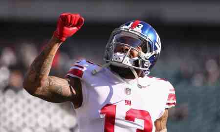 b4f943a02e3 Odell Beckham - Will the Cleveland Browns trade for him