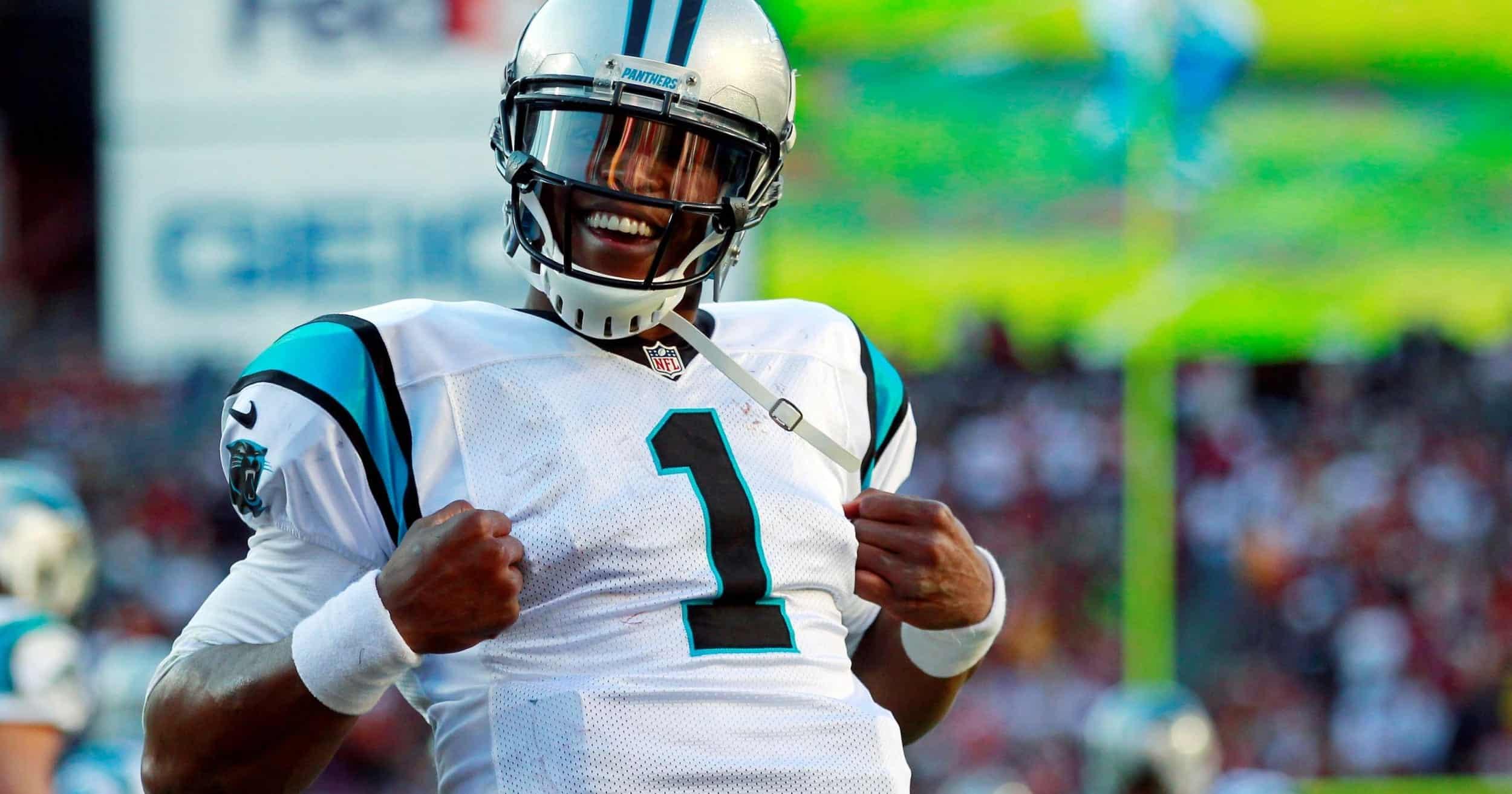 736ba1d0 NFL Odds: Carolina Panthers will smash their season win total