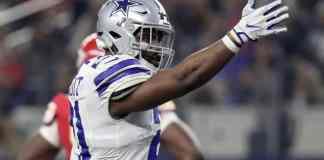 2019 Fantasy Football Ezekiel Elliott Dallas Cowboys
