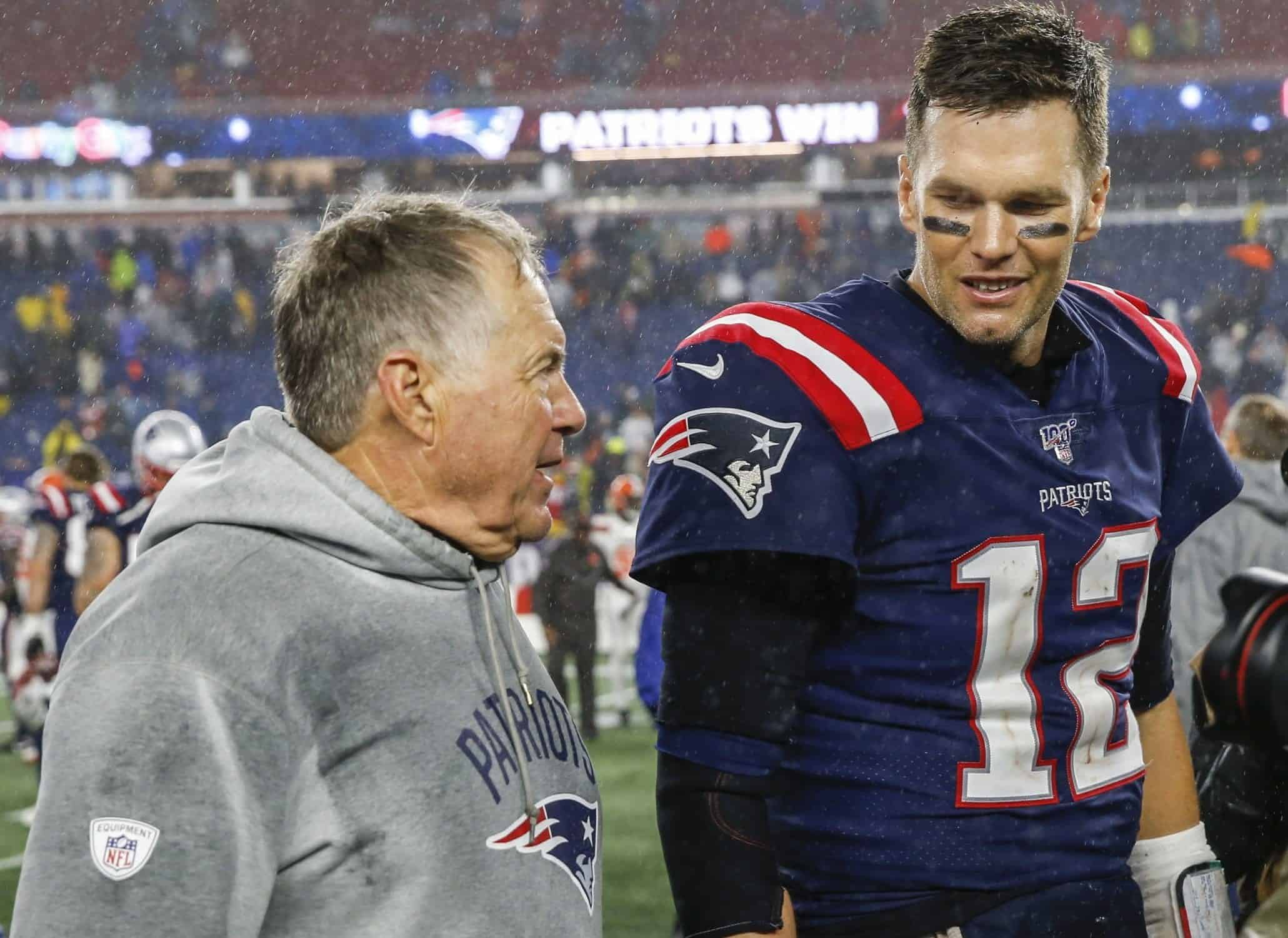Tom Brady has an agreement in principle with the Tampa Bay Buccaneers