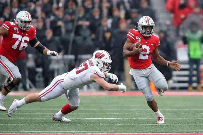2020 NFL Draft: J.K. Dobbins highlights list of Week 9 Risers and Sliders