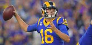 NFL Jared Goff