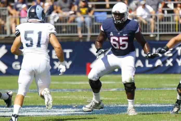 2020 NFL Draft Prospect of the Week: UConn offensive tackle Matt Peart