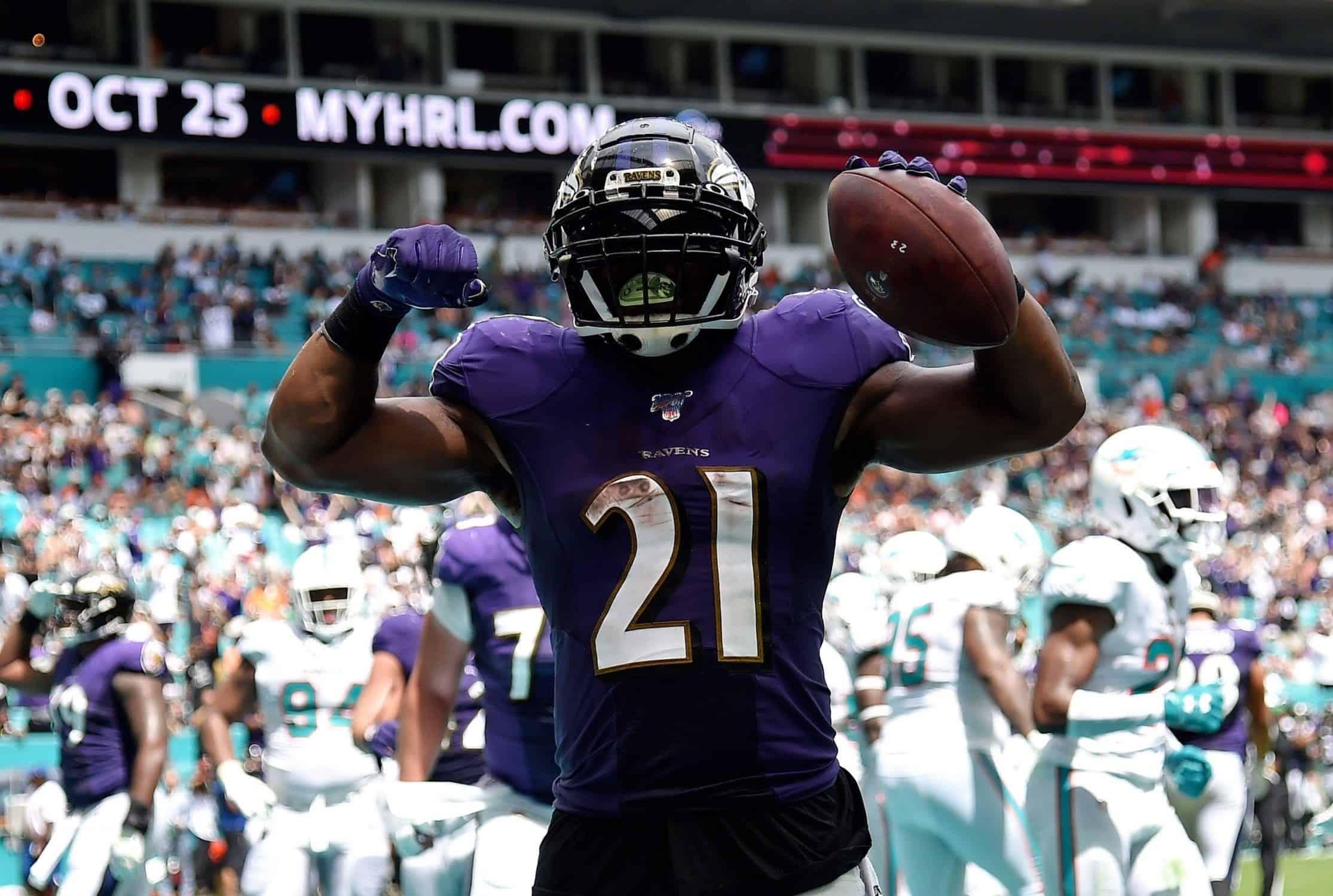 NFL Week 10 Fantasy Start Sit 2019