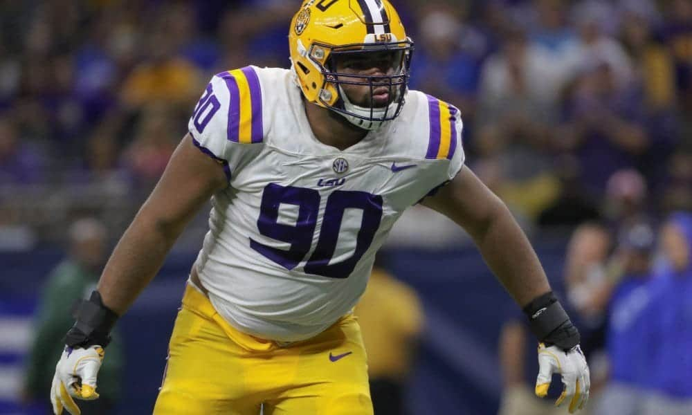 CFB Week 11 Risers & Sliders: Rashard Lawrence continues to make some noise