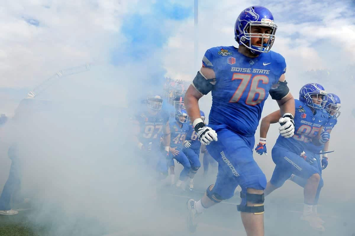 2020 NFL Draft Prospect of the Week: Boise State Tackle Ezra Cleveland
