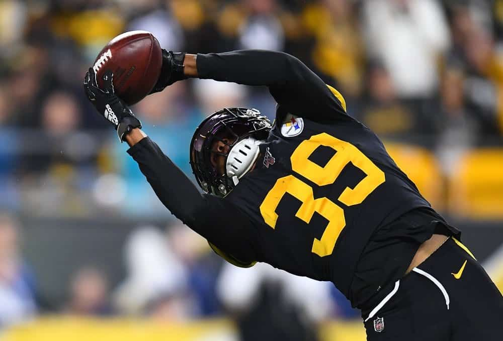 How has the addition of Steelers' safety Minkah Fitzpatrick impacted the Pittsburgh defense?