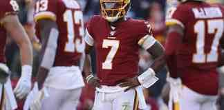 Rebuilding the Washington Redskins in the 2020 offseason