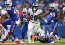 Monday Night Football: Is Miles Sanders the answer for the Eagles?