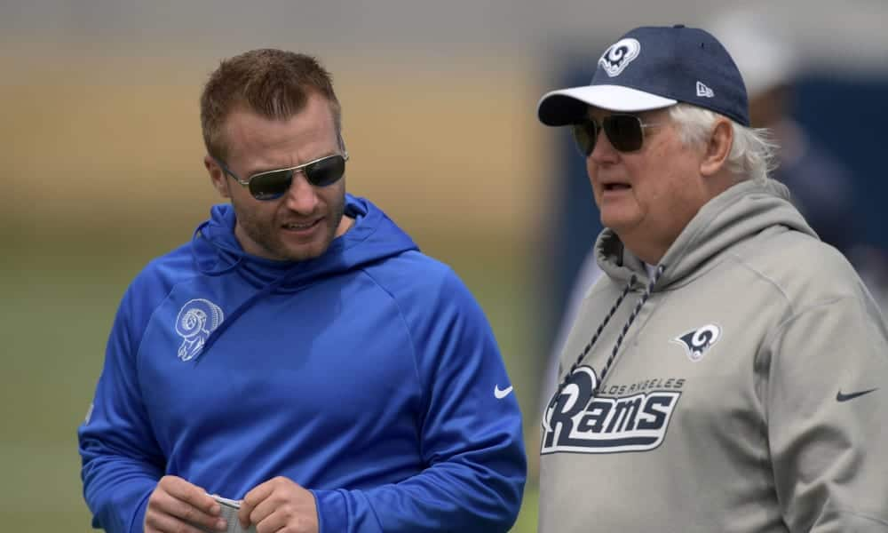 Sources: Rams defensive coordinator Wade Phillips may be out after 2019