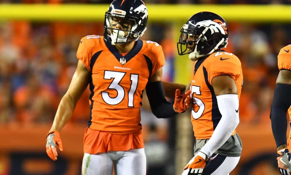 Denver Broncos' free agency plan for Chris Harris Jr. and Justin Simmons coming into focus