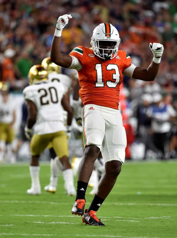 As of December 22, Miami trio are latest underclassmen draft declarations