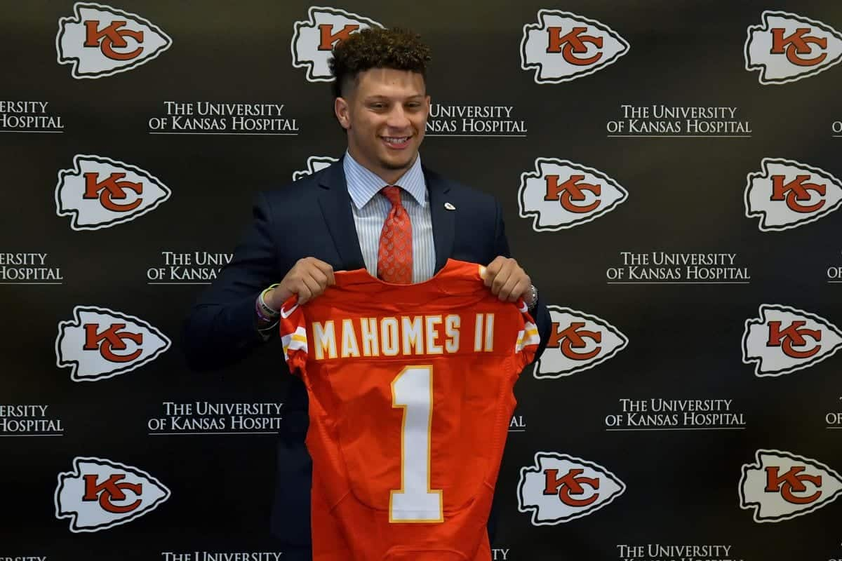 2017 NFL Draft: Would the Chiefs still land Patrick Mahomes? | PFN