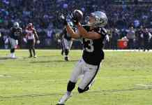 Raiders rookie WR Hunter Renfrow proves to be a building block for the future