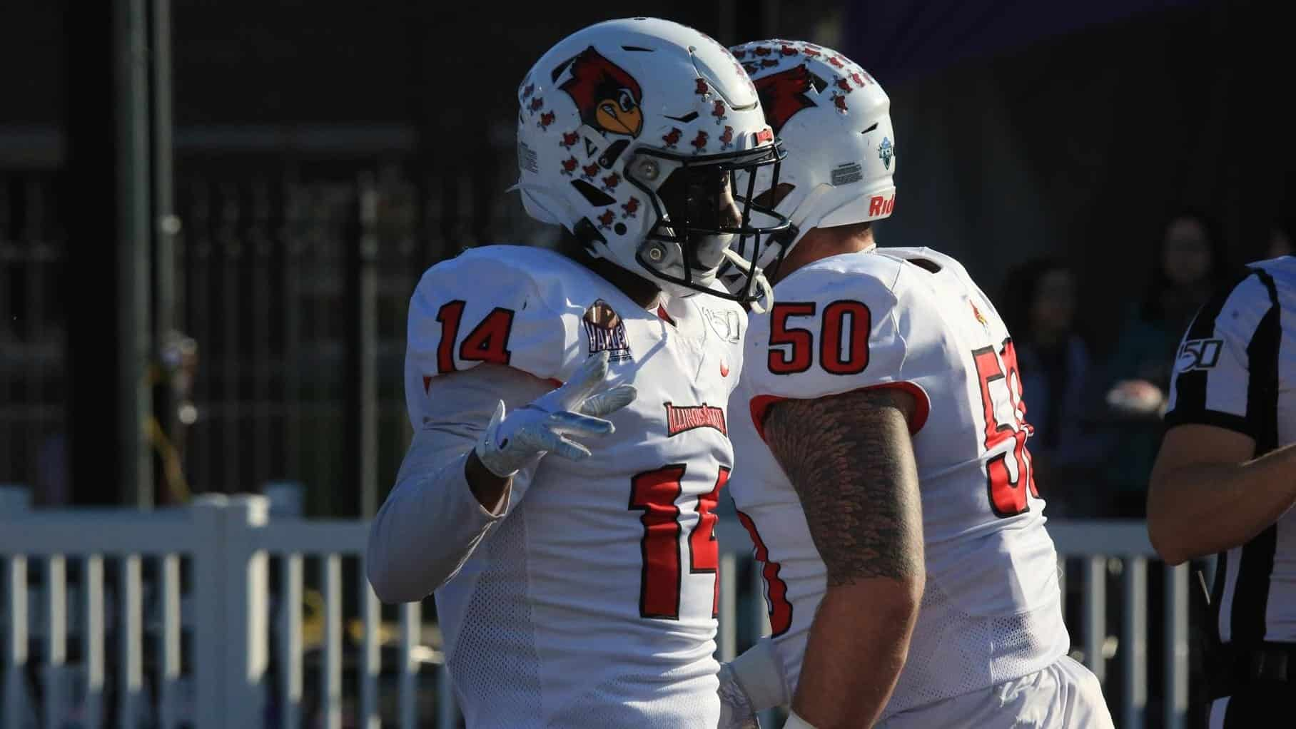 Illinois State's Luther Kirk is a versatile safety and NFL Draft sleeper