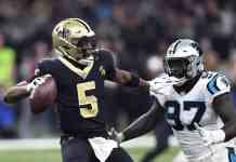 What does Brees' return mean for Teddy Bridgewater in free agency?