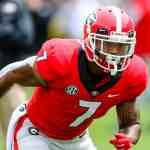 How many first-round running backs are there in the 2020 NFL Draft?